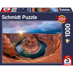 Puzzle 1000pcs - Canyon