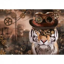 Puzzle 1000 pcs - Tigre...