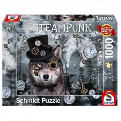 Puzzle 1000 pcs - Loup...