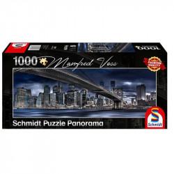 Puzzle 1000pc Panorama -...