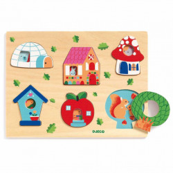 Puzzle Relief - Coucou House