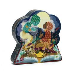 Puzzle 24 pièces - Aladin