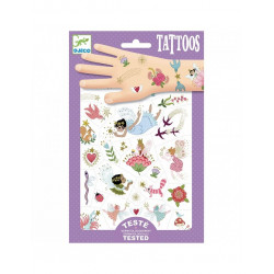 Tatouages - Fairy Friends