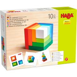 Jeu d assemblage 3D Cube...