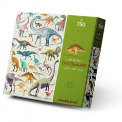 Puzzle 750 pcs Le Monde des...