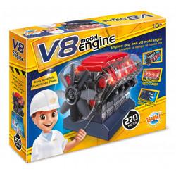 V8 Model Engine - Buki