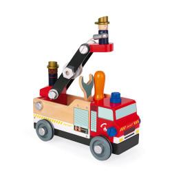 Camion de Pompiers - Brico...