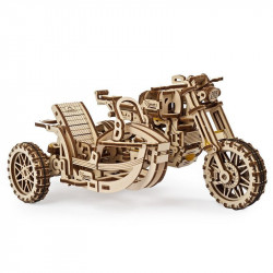 Maquette Ugears - Moto...
