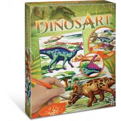 Strass par Numero Dinosart