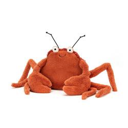 Peluche Crispin le Crabe small