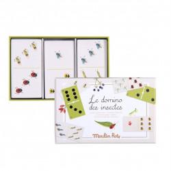 Domino les Insectes Le...
