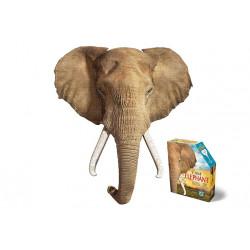 Puzzle I am - Elephant
