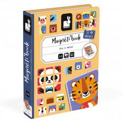 Magnéti book Mix & Match