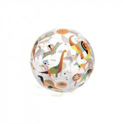 Ballon gonflable - Dino ball