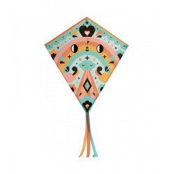 Cerf volant - Kawaii