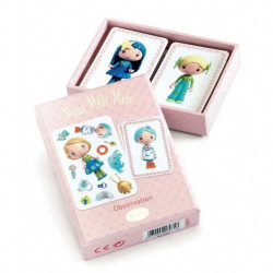 Jeu de cartes Tinyly - Mini...