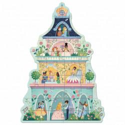Puzzle géant - La tour des...