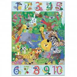 Puzzle géant 54 pcs - Géant...