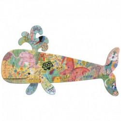 Puzz Art 150 pcs - baleine