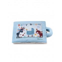 Livre tissu Baby Boom