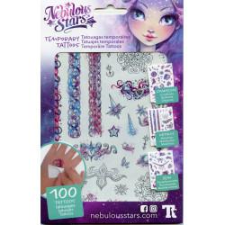 Tatouages x 100 - Nebulous...