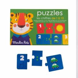 Puzzle Chiffres 30 pcs -...
