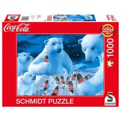 Puzzle 1000 pcs - Coca Cola...