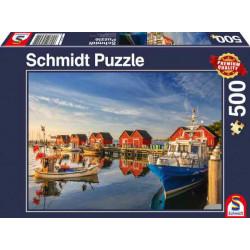 Puzzle 500 pcs - Port de Pêche