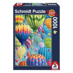 Puzzle 1000 pcs - Envol de...