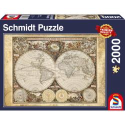 Puzzle 2000 pcs -...