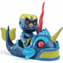 Arty Toys Pirate - Terrible...