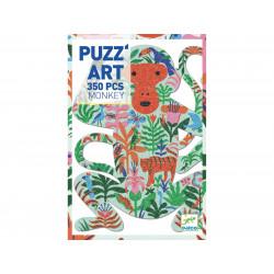 Puzz Art - Monkey 350 pcs