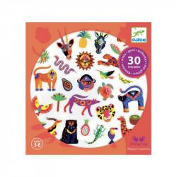 Stickers Textures - Exotico