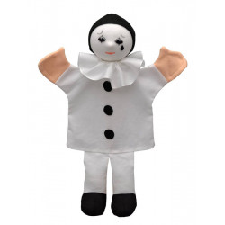 Marionnette Pierrot