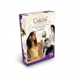 Chroni - Les Femmes Célèbres