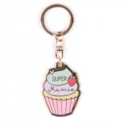 Porte clés - Super mamie
