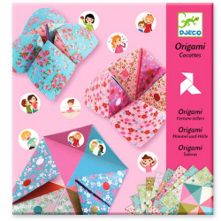 ORIGAMI COCOTTES