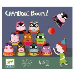 JEU D'ANNIVERSAIRE - CHAMBOUL'BOUM
