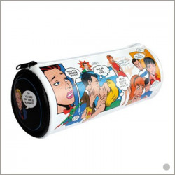 TROUSSE RONDE COMIC STRIPPER
