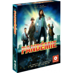 Pandémie nouvelle édition