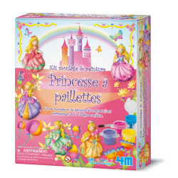 Kit de moullage princesse