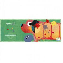 Jeu classique  - Awalé