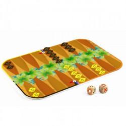 Jeu classique - Backgammon