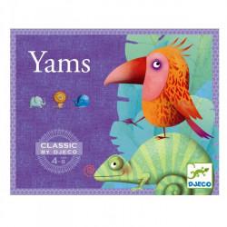 Jeu classique - Yams