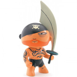 Tatoo - Arty toys Pirate