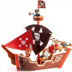 Ze pirate boat - Arty toys