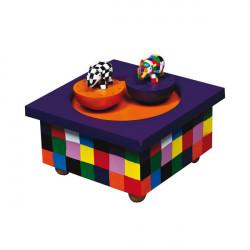 Manège musical - Elmer