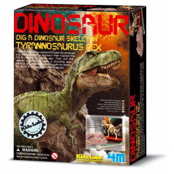 Deterre ton  tyrannosaurus-rex