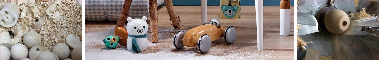 Jeux et jouets en bois - Trop Fastoche