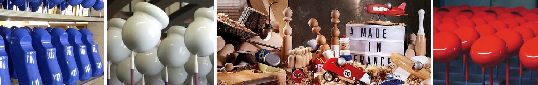 Jeux et jouets fabriqués en France - Trop Fastoche
